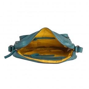 San Telmo Bag Aqua Washed Sticksandstones Tasche Türkis