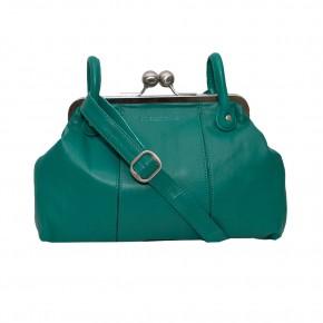 Toulouse Bag Emerald Green Sticksandstones Tasche Smaragdgrün