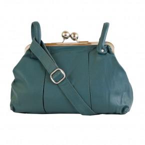 Toulouse Bag Teal Sticksandstones Tasche Grünblau